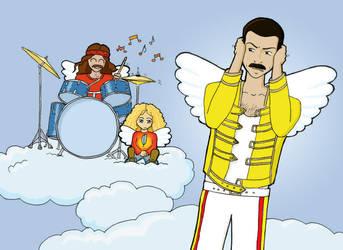Heaven for Everyone by KakiBonham