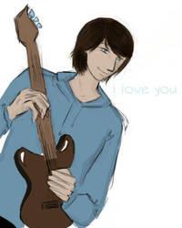 One for my love by KakiBonham