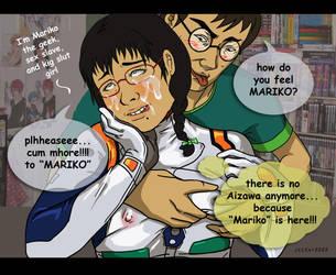 Mariko Mask Story 31 by Jeekay8888