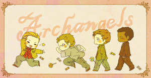 Archangels by nako-2