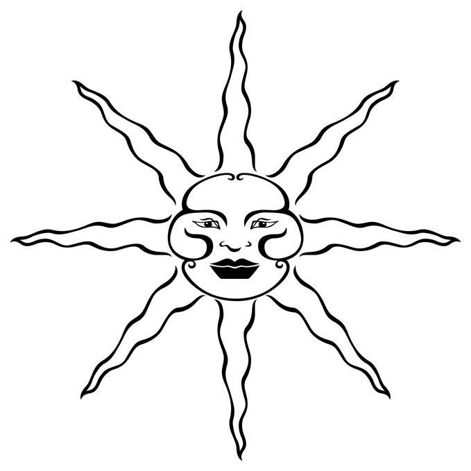 Sun 01 by LittleDemon74