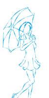 Umbrellagirl by LittleDemon74