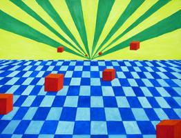 Cubes by LittleDemon74