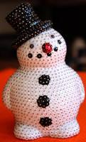 Snowman by LittleDemon74