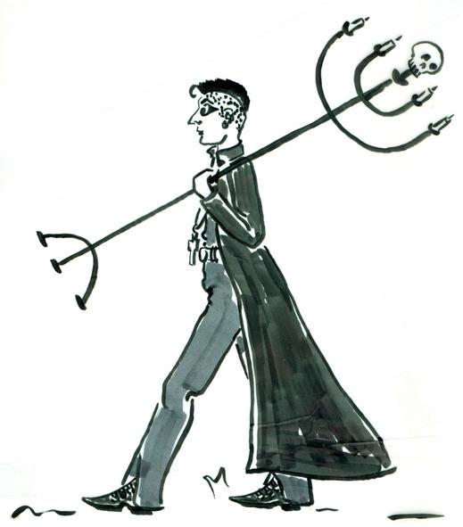 Gothicboy by LittleDemon74
