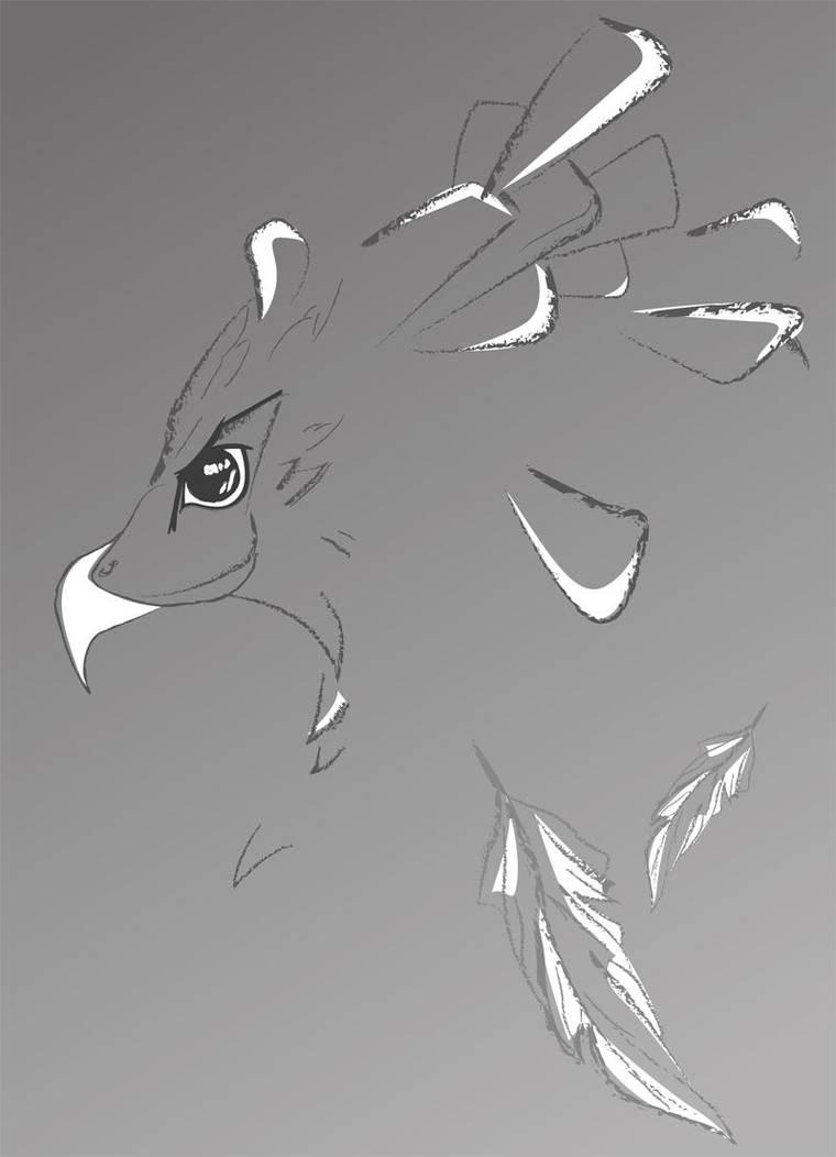 Harpyie by LittleDemon74
