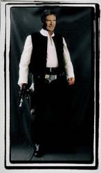 episode VII Han Solo by rocketman28