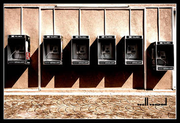 Payphones: Progreso, Mexico by SpiralOut1123211