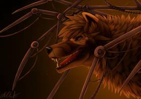 Spooky Detrah by ImaginaryRat
