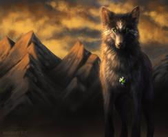 The Wanderer by ImaginaryRat
