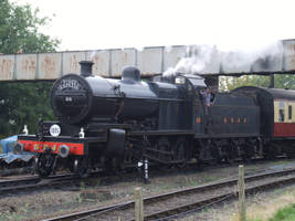 Somerset and Dorset 7F 88 by DaveOnTheRails