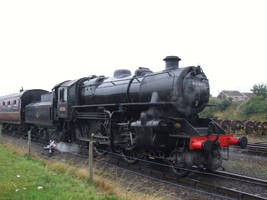 LMS Flying Pig 43106 by DaveOnTheRails