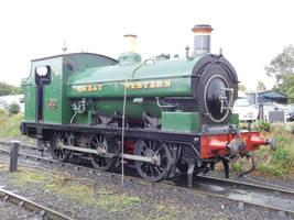 GWR/Port Talbot 813, Kidderminster by DaveOnTheRails