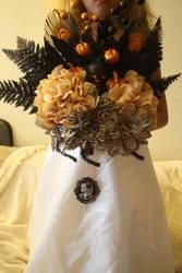 Halloween Bouquet by lilmejuju