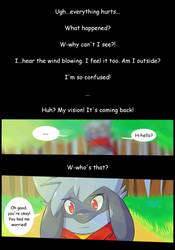 Hope In Friends Chapter 1 Page 1 by Zander-The-Artist