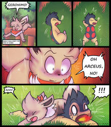Hope In Friends Chapter 4 Page 24 by Zander-The-Artist