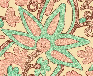 Border design original view by jalilhyder