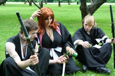 Bleach cosplay 6 june 3 by Enaya-TheWhiteWolfen