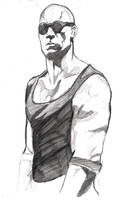 Riddick by Jarclizzy