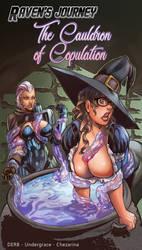 Raven's Journey - Cauldron of Copulation by xChezarina