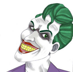 The Joker by Raynah
