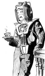 Teatime for Cybermen by ZacharyFeore
