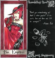 Kuro-Tarot No.3: The Empress by SterlingRaven