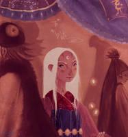 the witch by li-nah