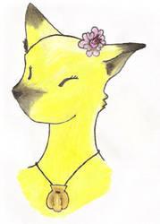 CP: Kaiea's Portrait by Bucketfox