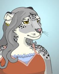 Vivian Snow -Updated- by Bucketfox