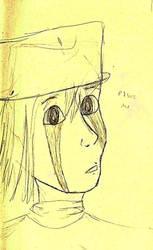Yet Another Eryn Sketch by RyuLuna