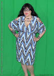 Auction 6: Zig Zag Dress by Hithorys