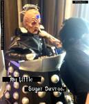 MarsCon 2016: Sugar Davros by Hithorys