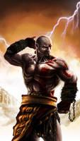 God of War by CKGoksoy