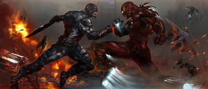 Civil War by CKGoksoy