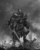 Knight by CKGoksoy