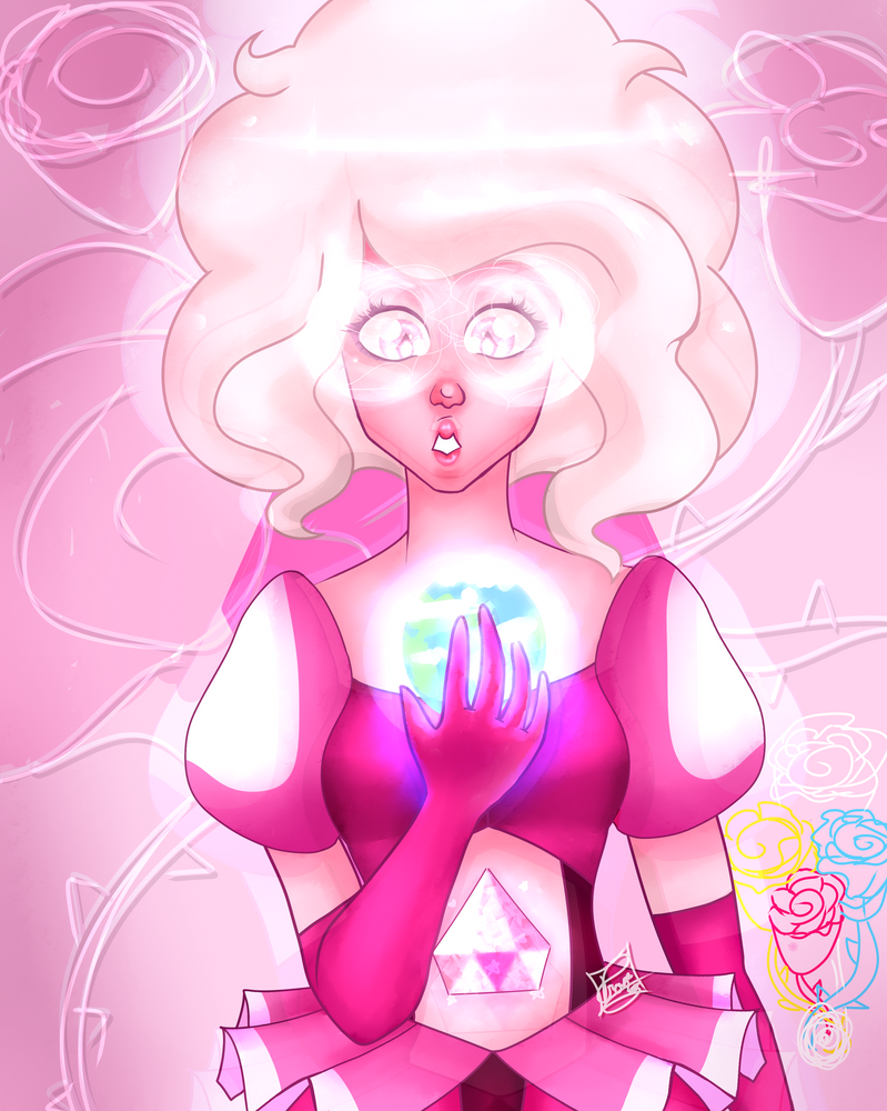 Steven Universe is definitely my favorite Cartoon EVER (And its really wow that I'm saying this, because I'm super indecisive, so for me to say it's my favorite, is because it is). I Got inspired a...
