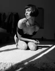self portrait, september 2014 by minon-minon