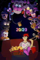 WILL YOU MAKE IT? - Markiplier Sister Location by 30FramesXSecond