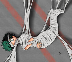 Deku Webbed by KurtType5