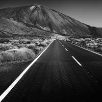 Long way to Teide by KrzysztofJedrzejak