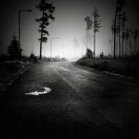 Turn Back Now! by KrzysztofJedrzejak