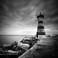 Lighthouse by KrzysztofJedrzejak