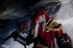 Darksiders - War Cosplay 4 by MEG-Cosplay