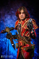Castlevania LOTS - Gabriel Belmont  Cosplay by MEG-Cosplay