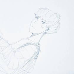 animu boy no. 389 by h1ka