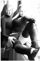 Ulya and Katya 11 by aprelka