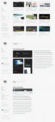 Folio Layout by inspiredMark