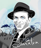Frank Sinatra by wedobear