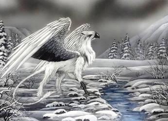 Spirit of Winter by krisbuzy